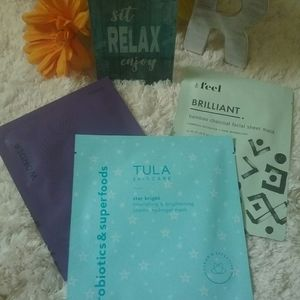 Other - Set of 3 High End Face Mask Sheets